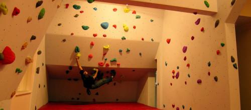Boulderingová stěna SC Replay